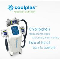 China ice sculpting body fat cool scupting cryolipolysis fat freezing sincoheren non surgical  liposuction slimming wholesale