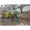China Dinosaur Garden Ornaments, Educational Playground Life Size Dinosaur Replicas wholesale