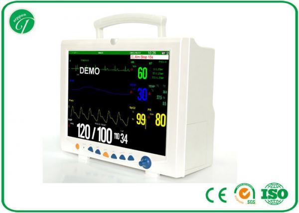Quality Multi Parameters Patient Monitoring Equipment Suitable For Adult / Pediatric / Neonate for sale