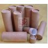 China Cylinder Wine Bottle Presentation Box / Cardboard Wine Tube Gift Box wholesale