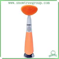 China cleaning brush for face by electric face clean brush wholesale