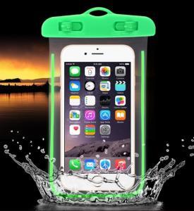 Buy cheap Bolso del teléfono móvil de la prenda impermeable del PVC Android para la nadada que deriva la protección de la profundidad de los 20m from wholesalers
