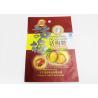 China Resealable Snack Stand Up Ziplock BagsWith Aluminium / Flat Plastic wholesale