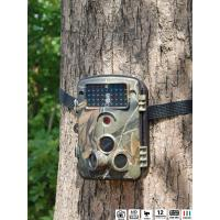China Wild Night Vision Infrared Hunting Trail Cameras , Deer Hunting Cameras wholesale