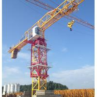 China construction site Topless Tower Crane with 10 Ton capacity and 60m Jib length wholesale