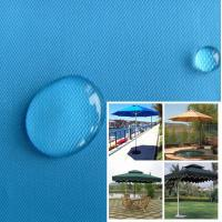 China 210D waterproof/fireproof tent canopy fabric wholesale