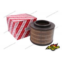 China Auto Spare Parts Car Air Filter OEM 17801-0C010 For Toyota good quality on sale