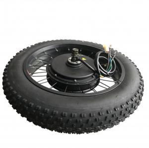 China Li - On Battery Electric Bike Motor Kit , Ebike Conversion Kit Wheel Size 20 - 28 Inch on sale