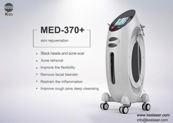 Quality Water Oxygen / Microdermabrasion 3 In 1 E-Light IPL RF Machine MED-370+ for sale