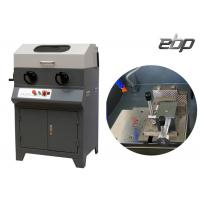 China 500-3000r/min Metallographic Sample Cutting Machine Good Speed Stability With LED Light wholesale