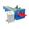 China Garage Steel Roller Door Frame Roll Forming Machine , High Capacity wholesale