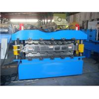 China Double layer forming machine/Double layer roof and wall Roll Forming Machine wholesale