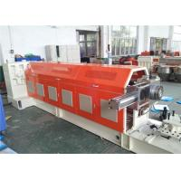 China 180 KW Single Screw Extruder Machine Barrel For Plastic Recycle Extrusion Line wholesale