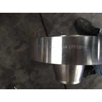 China Forged Steel Welding Neck Flanges RF Class 300 4 Size UNS32750 Material wholesale