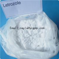Buy cheap Bodybuilding Letrozole 99% For Male Sexual Dysfunction Treatment White crystalline powder from wholesalers