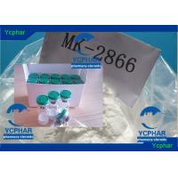 China Ostarine MK-2866 Growth Hormone Peptides Muscle Building 841205-47-8 wholesale