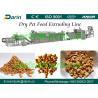 China Dog / cat / bird / fish / Pet Food Making Machine - China Pet Feed Production Line with WEG Motor Three Year Guarantee wholesale