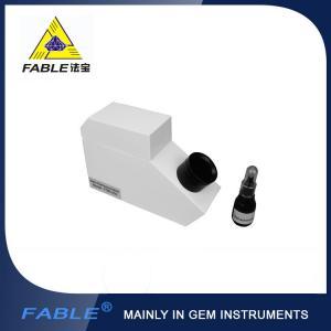 China Gemological White 0.002 Accuracy Gem Refractometer / Gemstone Refractometer wholesale