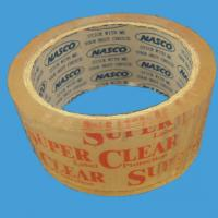 China non-toxic Self adhesive BOPP Packaging Tape for office / workshop , SGS ROHS wholesale