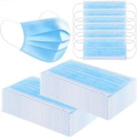 China Professional Disposable Face Mask  For Hospital Operation Doctor 17.5×9.5cm on sale