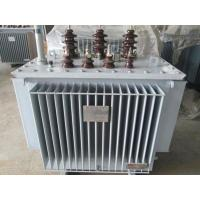 China Outdoor Amorphous Alloy Core Transformer , SBH15 Series Oil Immersed Transformer wholesale