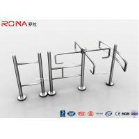 China Half Height Turnstile Entrance Gates Access Control RS485 Communication Interface wholesale