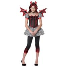 China Religion  Little Girl Halloween Costumes , Strangelings Devil Cute Teen Costumes wholesale
