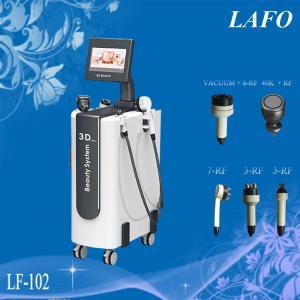 Buy cheap 5 in 1 Ultrasonic Cavitation Vacuum Slimming Machine from wholesalers