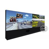 China Super wide TV Digital Signage Video Wall / DID Narrow Bezel LCD 46 Inch 65inch 1.6mm on sale