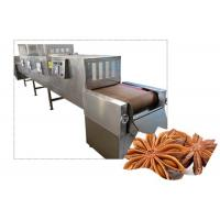 China Continuous Structure Food Sterilization Equipment High Efficiency And Speed wholesale