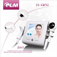 Thermal Vacuum Face Lifting RF Slimming Machine / Body Slimming Machine Home Use