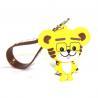 China Custom PVC Figure Keychain Movie Disney Small Figures Keyring Mini Pendant Christmas Halloween Birthday Gifts wholesale