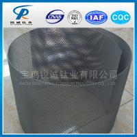 China titanium anodes mesh in coil on sale