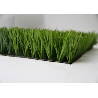 Water Saving Soccer Sports Artificial Grass Carpets With Abrasion Resistance