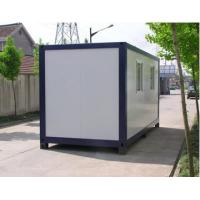 China cheap container house for office, living, shop on sale