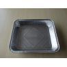 China Noodles Aluminum Foil Baking Pans / Steam Table Pan Heat Resistant Full-size Deep wholesale