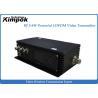 China 2~8 Watt Adjustable COFDM Transmitter , 1080p wireless transmitter HD - SDI Output wholesale
