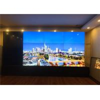 China Ultra Slim HD 4K LCD Video Wall Samsung Panel Support Remote Control wholesale