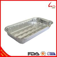 China Special-purpose Aluminum Foil Grill For Party&Picnic on sale