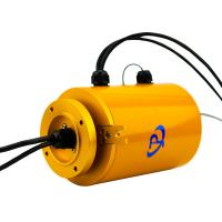 China Military Electrical Slip Ring With High Precision And High Reliability For Target Acquisition Systems on sale