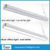 China 36W IP65 Hanging Linear Led Pendant Light , Led Office Light Aluminum Profile wholesale