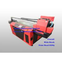 China Ricoh GEN5 Large Format Printing Machine For Phone Case / Stationery wholesale