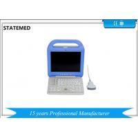 Buy cheap 2 Probe Connectors Portable Ultrasound Scanner With 12 Inch LCD Monitor from wholesalers