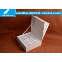China Handmade Two Layer Cosmetics Gift Boxes Essential Oil Packaging Display Box wholesale