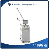 Medical Spa Clinical Use Fastest laser for tattoo removal Q switch Nd Yag Laser
