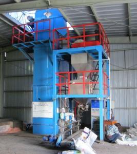China Fertilizer Blending Production Line from Q.H.D Sannong Modern Mechanical Co., Ltd wholesale