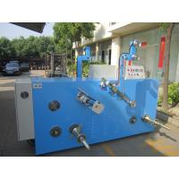 China Sky Blue Automobile Wire Rewinding Machine 600M / Min Motor Control wholesale