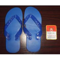 China stock---915A plastic light pvc material slippers/sandals  6 wholesale