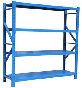 China Warehouse Adjustable Steel Shelving Storage Racks wholesale