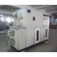 China Energy Saving Industrial Drying Equipment , Silica Gel Dehumidifier with AHU wholesale